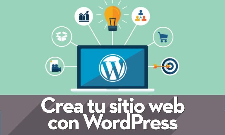 Crea tu sitio web en wordpress educarte online - Crea tu cocina online ...