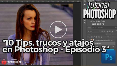 tips y trucos para photoshop tutorial en español