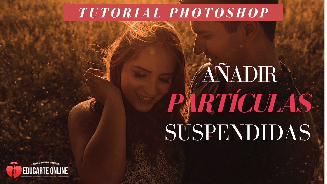 Particulas de polvo suspendidas - Tutorial Photoshop